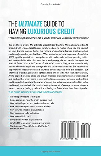 The ultimate credit repair guide 2