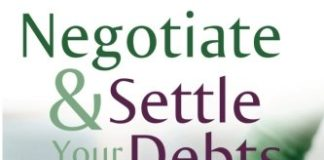 Negotiate and Settle Your Debts A Debt Settlement Strategy