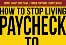 Stop living paycheck tp paycheck